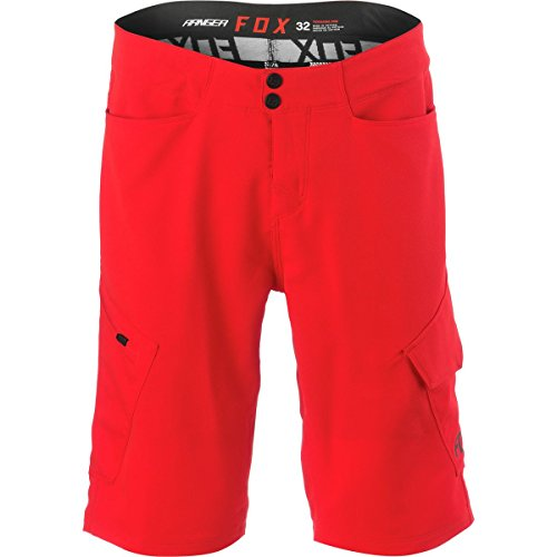 Fox Racing Ranger Cargo Short – Men's Red, 34