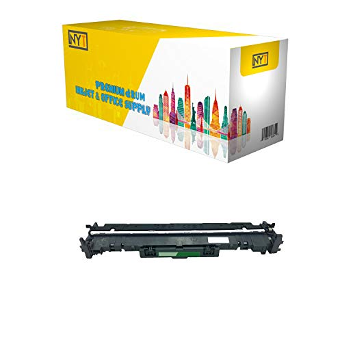 NYT Compatible Drum Cartridge Replacement for HP CF219A (HP 19A) for HP Laserjet Pro M102w, M102a, MFP M130nw, M130fw, M130fn, M130a (Black,1-Pack)