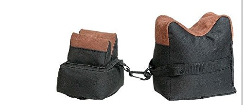 Outdoor Connection Leather Unfilled Bench Bag (2-Piece Set), -