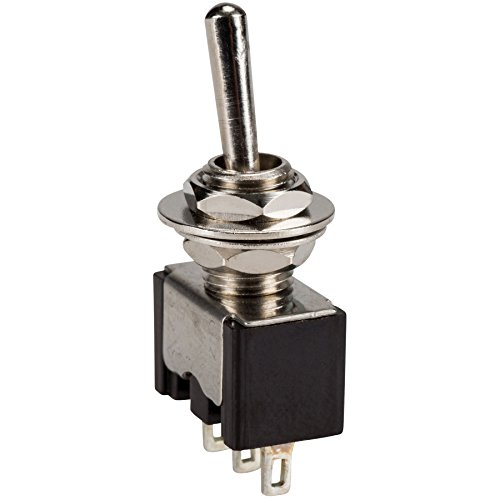 (Parts Express SPDT Mini Toggle Switch)