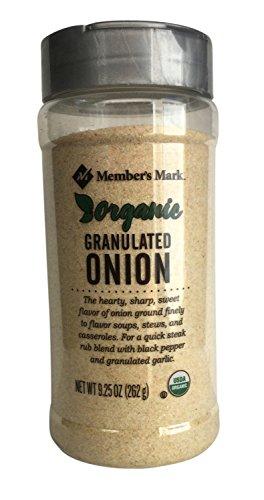 Organic Granulated Onion (9.25 oz.)