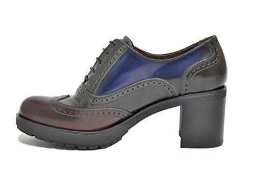 Nero Giardini - Zapatos de vestir para mujer Rojo rojo