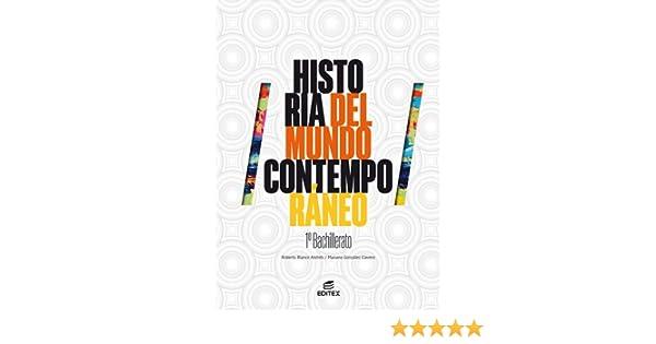 Historia del Mundo contemporáneo 1º Bachillerato: Amazon.es ...