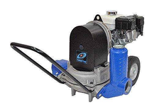 Diaphragm Trash Pump - 5