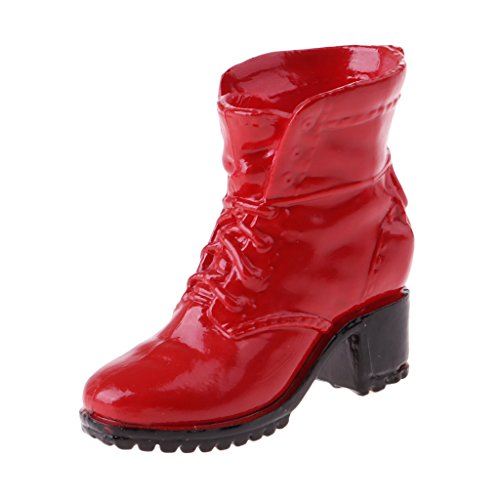 6 Schuhe 6 12 Accessories Short for 12 Combat D für Mdoern Boots Boots 1 Short D Mdoern DOLITY Combat DOLITY Zubehör 1 Shoes vnwqxvCZ