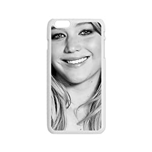 Smiling lovely girl Cell Phone Case for iPhone 6