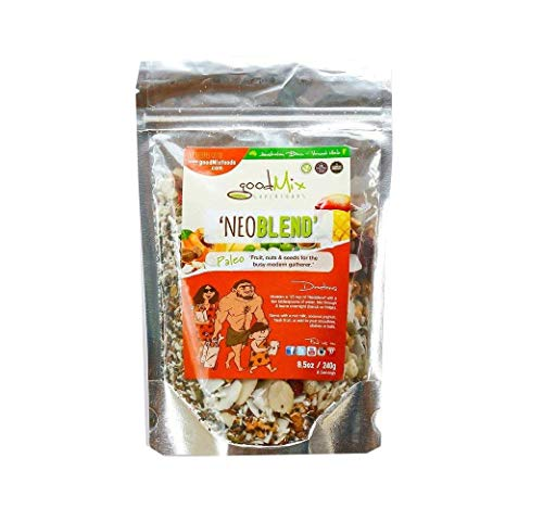 NeoBlend Gluten Free/Paleo Diet Organic Superfood Cereal & Snack Food - by goodMix Superfoods - 8.5 ()