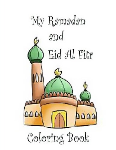 Download My Ramadan and Eid Al Fitr Coloring Book pdf