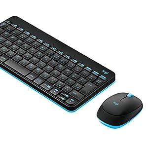 Logicool ロジクール MK245nBK ワイヤレスキーボード ワイヤレスマウス セット