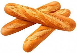 FRENCH BREAD BAKERY FRESH BAKED PER LOAF 16 OZ