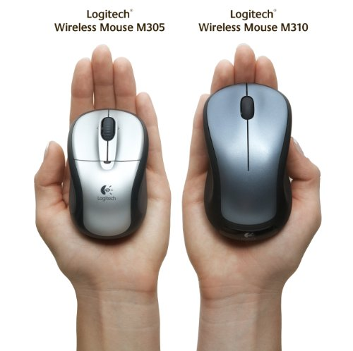 26226f720de Logitech M310 Wireless Mouse (Silver): Amazon.ca: Computers & Tablets