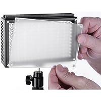 Genaray LED-6500T 209 LED Variable-Color On-Camera Light from Genaray
