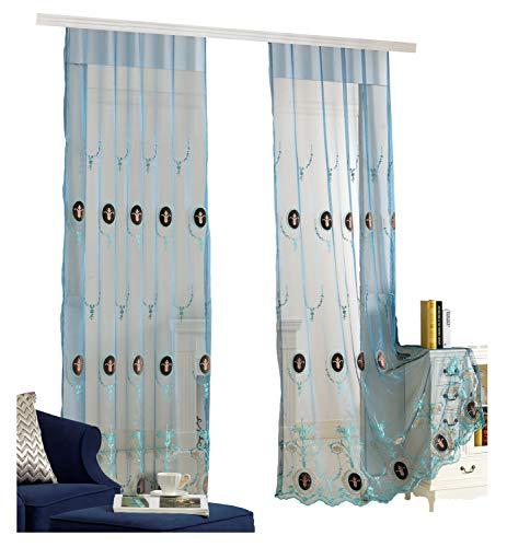Cortinas de alta calidad, modernas, de estilo simple y a la moda, para sala de estar, recámara y habitación de los niños...