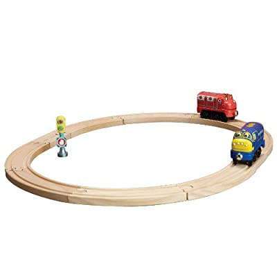 Chuggington Wooden Railway Beginners Set from TOMY