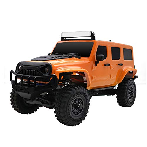 Panda hobby 1801 Tetra 1/18 RTR Scale 4x4 Rock Crawler 4wd Off-Road Vehicle