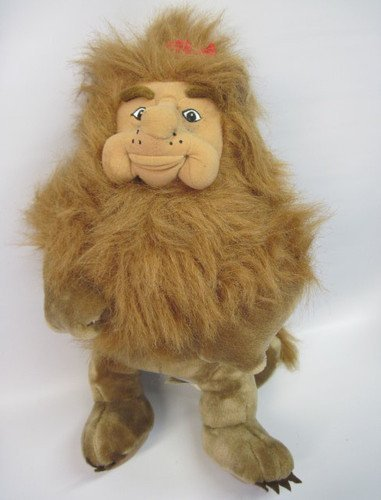 - The Wizard of Oz COWARDLY LION Large Plush (16