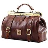 Tuscany Leather Monalisa Doctor gladstone leather