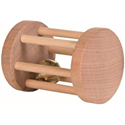 Trixie Wooden Play Wheel for Small Animals