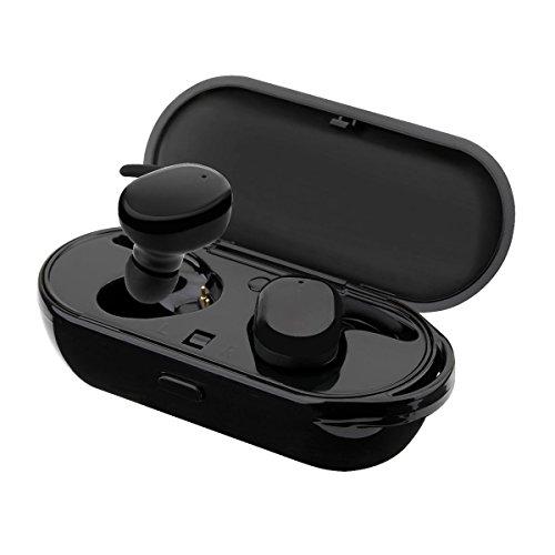SODIAL Professional Waterproof Touch True Sport Wireless Ear