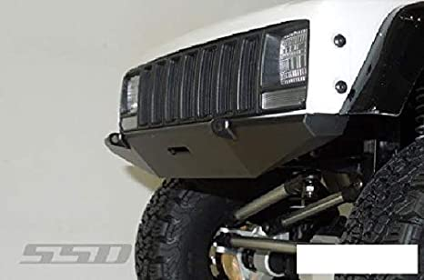 SSD Aluminum FRONT Bumper Mount for SCX10 II SSD00285 Axial Trail King Bumpers