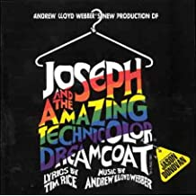 Joseph & the Technicolor Dreamcoat