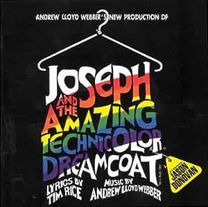 Andrew Lloyd Webber Tim Rice Joseph And The Amazing