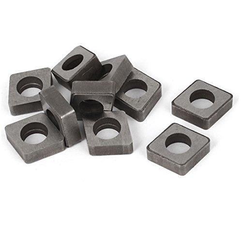 DealMux Carbide Insira cortador MC1204 10 Pcs para ferramentas Woodturning