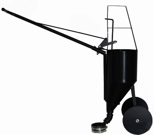 Asphalt Crack Filling Squeegee Cart For Hot Or Cold Crack