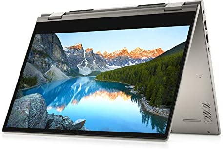 """Dell Inspiron 14 5000 2-in-1 Convertible Laptop Computer, 14"""" HD Touch, 11th Gen Intel 4-Core i5-1135G7, 8GB DDR4 RAM, 256GB NVMe M.2 SSD, Windows 10 Pro, Wi-Fi 6, Bluetooth 5.1, Webcam, USB-C, HDMI WeeklyReviewer"""