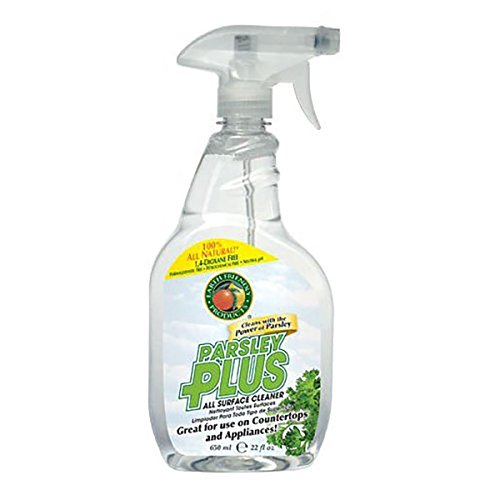 Parsley Spray Cleaner - Earth Friendly Products Parsley All Purpose Kleener, 22-Ounce (Pack of 12)