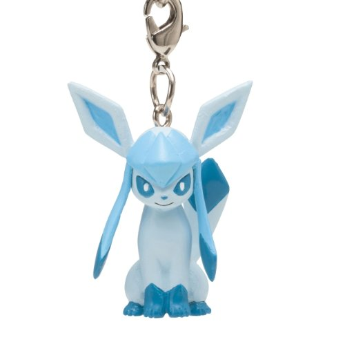 Pokemon Center Glaceon Figure Cell Phone Strap