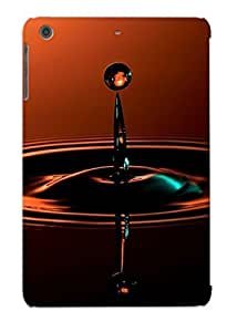 Christmas Gift - Tpu Case Cover For Ipad Mini/mini 2 Strong Protect Case - Water Drop Design