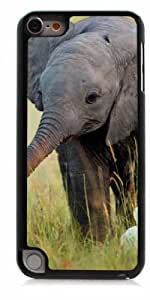 HeartCase Hard Case for Apple itouch 5g 5th Generation ( Elephant Cute )