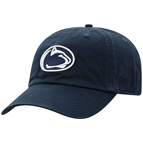 Penn State Nittany Lions - Adjustable NCAA Crew Collegiate Hat - Adult, One Size Fits All