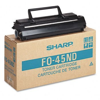 Sharp® FO45ND Toner/Developer Cartridge TONER,FAX,F/FO4500 (Pack of2)