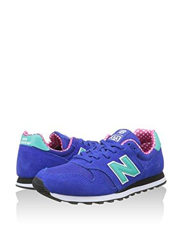 Wl373 Azul Para Mujer New Balance Zapatillas 5Uq0w8O