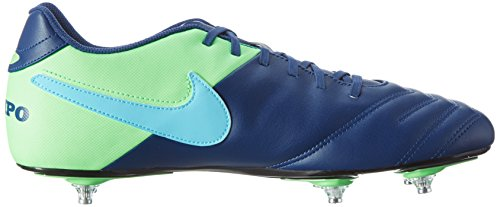 Blu Football NIKE Men Blue Coastal Green Blue Rage Boots 's Sg Polarized Rio Tiempo Iii x4q1ZYqw8