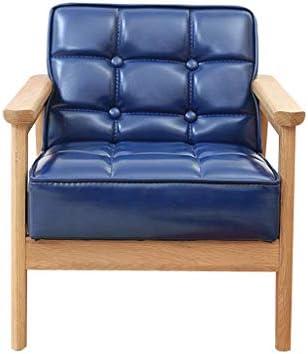 Amazon.com: YONGJUN Sofá infantil de madera maciza, silla de ...