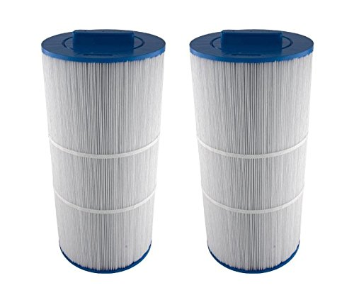 2) Unicel C-7375 Replacement Cartridge Filters 75 Sq Ft Caldera Spas New ()