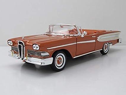 1:18 White Box ford Edsel citation Red//Black