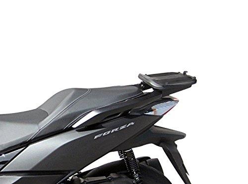 Negro Shad H0FR15ST Soporte de Ba/úl para Honda Forza 125