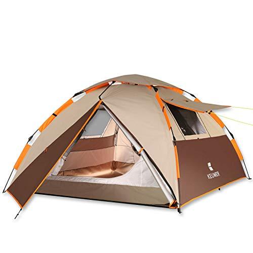 KD Zelt Camping Zelt Outdoor Automatik Zelt Camping Strand Wildnis Regen Zelt Wander Zelt