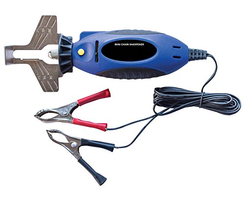 Offex 12V DC 25,000 RPM Portable Mini Chain Saw Sharpener by Offex
