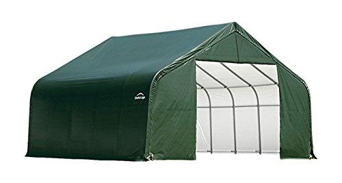 ShelterLogic 20 x 22 ft. Double Vehicle Canopy Carport by ShelterLogic