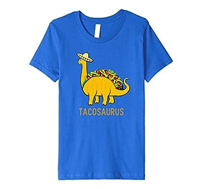 Tacosaurus Cinco de Mayo T Shirt Funny Taco Dinosaur Gift