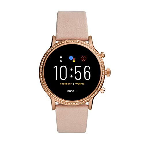 Fossil Women's Gen 5 Smartwatch Julianna HR with Wear OS by Google, HeartRate Tracker, GPS, Smartphone Notifications and…