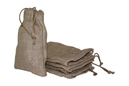 Antique Burlap Feed Bags - 1
