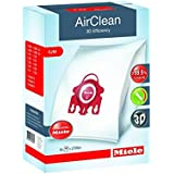 Miele Type F/J/M AirClean FilterBags, 1 Box