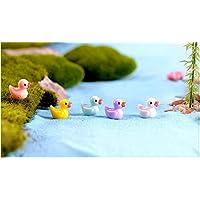 Générique Lot de 20pcs Champignon Décoration pour Bonsaï Paysage Miniature
