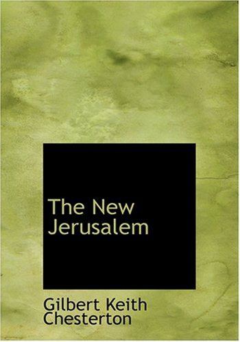 Download The New Jerusalem (Large Print Edition) pdf epub